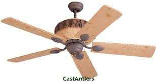 Lodge Ceiling Fans With Lights Standard Size Fans 52 Lodge Ceiling Fan Rustic Lighting And