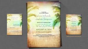tropical wedding invitations wedding wedding invitations by jinaiji