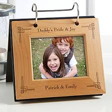 personalized album personalized flip picture album precious memories design