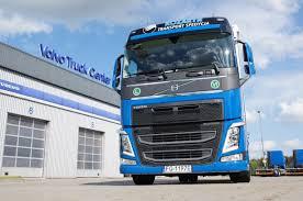volvo truck center pierwsze volvo w firmie kozaryn e przewoźnik