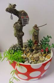 Pinterest Fairy Gardens Ideas by 238 Best Tea Cup Garden Images On Pinterest Fairies Garden Mini