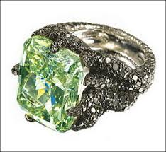green diamonds rings images Famous green diamonds coloured diamond exchange cdx jpg