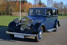 rolls royce light blue classic park cars rolls royce 20 25 park ward six light limousine