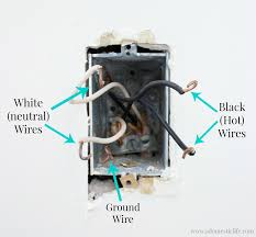 replacing outdated electrical outlets
