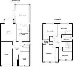 House Measurements 4 Bedroom Detached House For Sale In Duke Way Outwood Wakefield Wf1