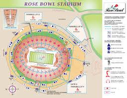 Allphones Arena Floor Plan Rose Bowl Venue Map
