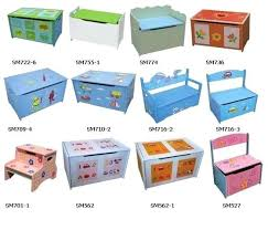 storage box bench wooden baby toy with toy box image patio deck