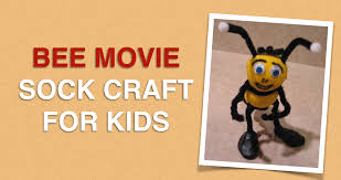 bee movie craft kids healthy family