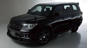 toyota land cruiser sport wald 200 land cruiser sports line black bison edition