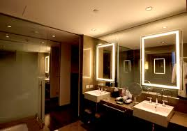 appealing bathroom led light fixtures led makeup vanity lights