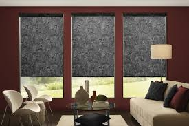 grey family room ideas curtains blackout roman shades with brown curtain and area sofa