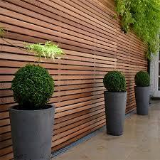 home dzine garden disguise or cover vibracrete or precast