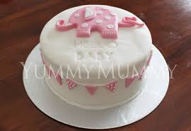 baby shower cake yummy mummy