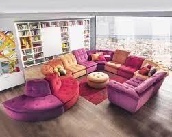 canapé d angle chateau d ax canapé d angle design tissu élégant canapa design contemporain moda