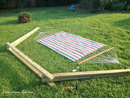 Hammock Chair Stand Diy 40 Diy Hammock Stand That You Can Make This Weekend