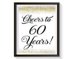 60 years birthday card 60th birthday cards etsy