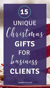 holiday business guide 15 unique christmas gifts for clients