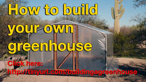Greenhouse Plans by Diy Greenhouse Plans Pdf Easy Guide Youtube