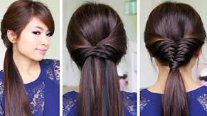 how to make simple hairstyles at home dailymotion new hair style