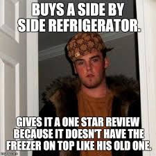 Side By Side Meme - people like this are why star ratings on product reviews are