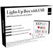locomocean light up your life cinematic a4 lightbox plastic