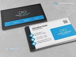 Business Card For Construction Company Flex Business Card By Khaledzz9 On Deviantart