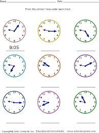 free worksheets time worksheets 5 minute intervals free math