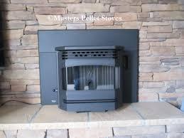 meridian fireplace insert masters pellet stoves