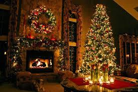 tree decoration items lights decoration