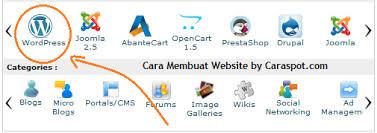 membuat website gratis menggunakan wordpress tutorial cara membuat website gratis sendiri bikin web free com