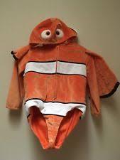 Nemo Halloween Costume 2t Disney Store Finding Nemo Costume Ebay