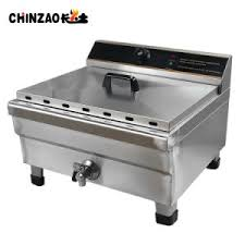 china 30l large capacity commercial electric donut fryer china