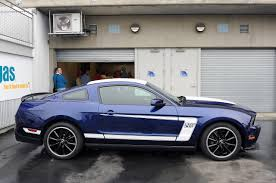 Black Mustang Boss 302 2012 Mustang Boss 302 Surfaces With More Power And Better Handling