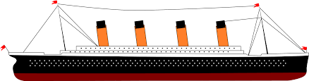 clipart the titanic