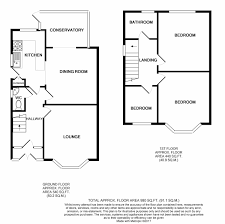 Conservatory Floor Plans 3 Bedroom Property For Sale In Brookside Avenue Eccleston St
