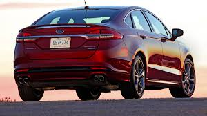 ford fusion eco boost 2017 ford fusion sport drive with specs photos and review
