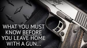 Pa Carry Permit Reciprocity Map Concealed Carry Mistakes Don U0027ts And Blunders Youtube
