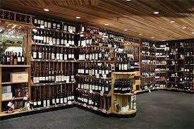 commercial wine racks retail wine cellar design