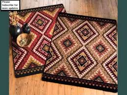 Sunland Home Decor Rugs U0026 Rug Mats Collection Western Home Decor Rugs Youtube