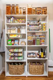 how to store food in a cupboard how to organize a pantry best products and tips for an