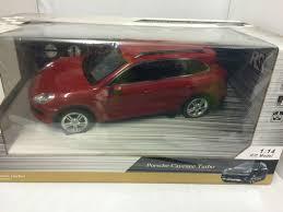 porsche cayenne all black porsche cayenne turbo remote control car 1 14 white black or red