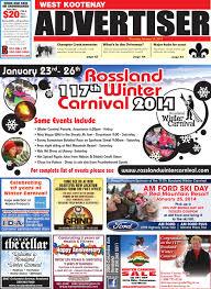 west kootenay advertiser january 16 2014 by black press issuu