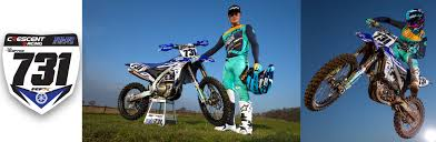 motocross races uk rob hooper racing crescent yamaha release