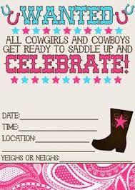unique digital printable diy party invitations with a country
