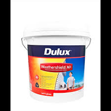 Spray Paint Bunnings - dulux weathershield x10 semi gloss 10l vivid white bunnings