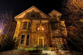 fun and scary haunted houses on long island long island mamas