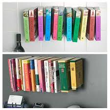 Invisible Bookshelf Diy The 25 Best Invisible Bookshelf Ideas On Pinterest Invisible