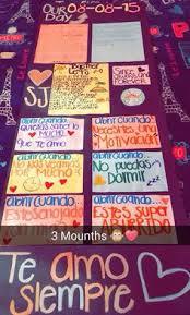 imagenes de carteles de amor para mi novia hechos a mano cartas ábrela cuando carta abierta regalitos y para mi novio
