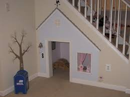 Under The Stairs Playroom And Out Of The Way Love This Kids