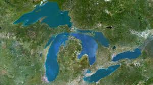 The Great Lakes Map 12 Things You Maybe Didn U0027t Know About The Great Lakes